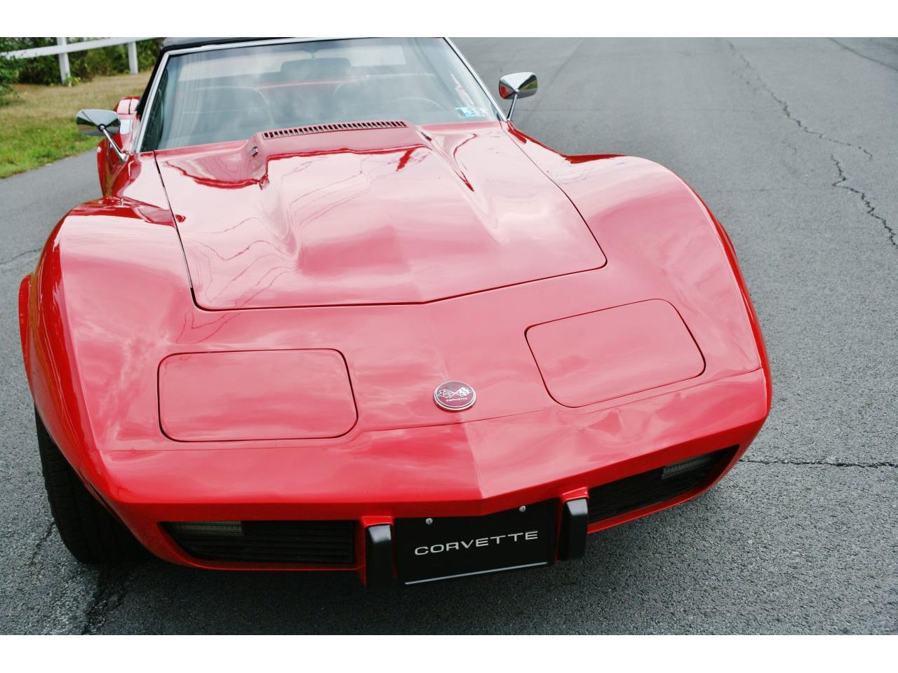 Large Picture of '75 Chevrolet Corvette Offered by Coffee's Sports and Classics - GCY5
