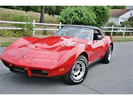 Picture of 1975 Corvette located in Pennsylvania - $26,900.00 Offered by Coffee's Sports and Classics - GCY5