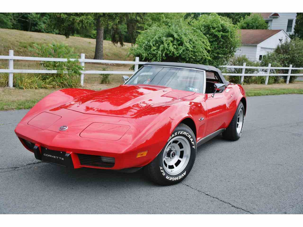 Large Picture of '75 Corvette - GCY5