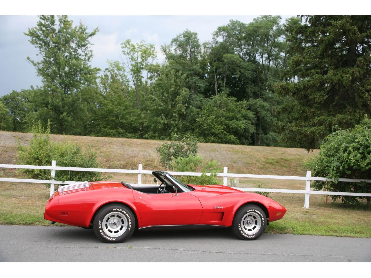 Large Picture of 1975 Chevrolet Corvette located in Old Forge Pennsylvania - $26,900.00 - GCY5
