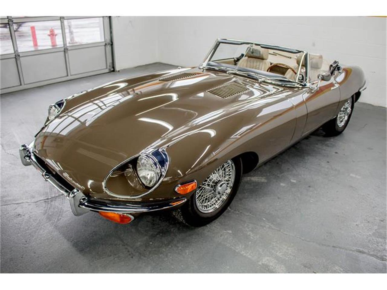 Large Picture of '69 Jaguar E-Type Offered by John Scotti Classic Cars - GCZE
