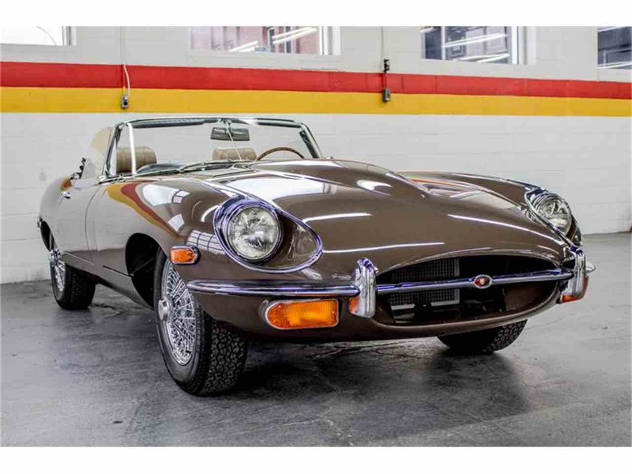 Large Picture of '69 E-Type - GCZE