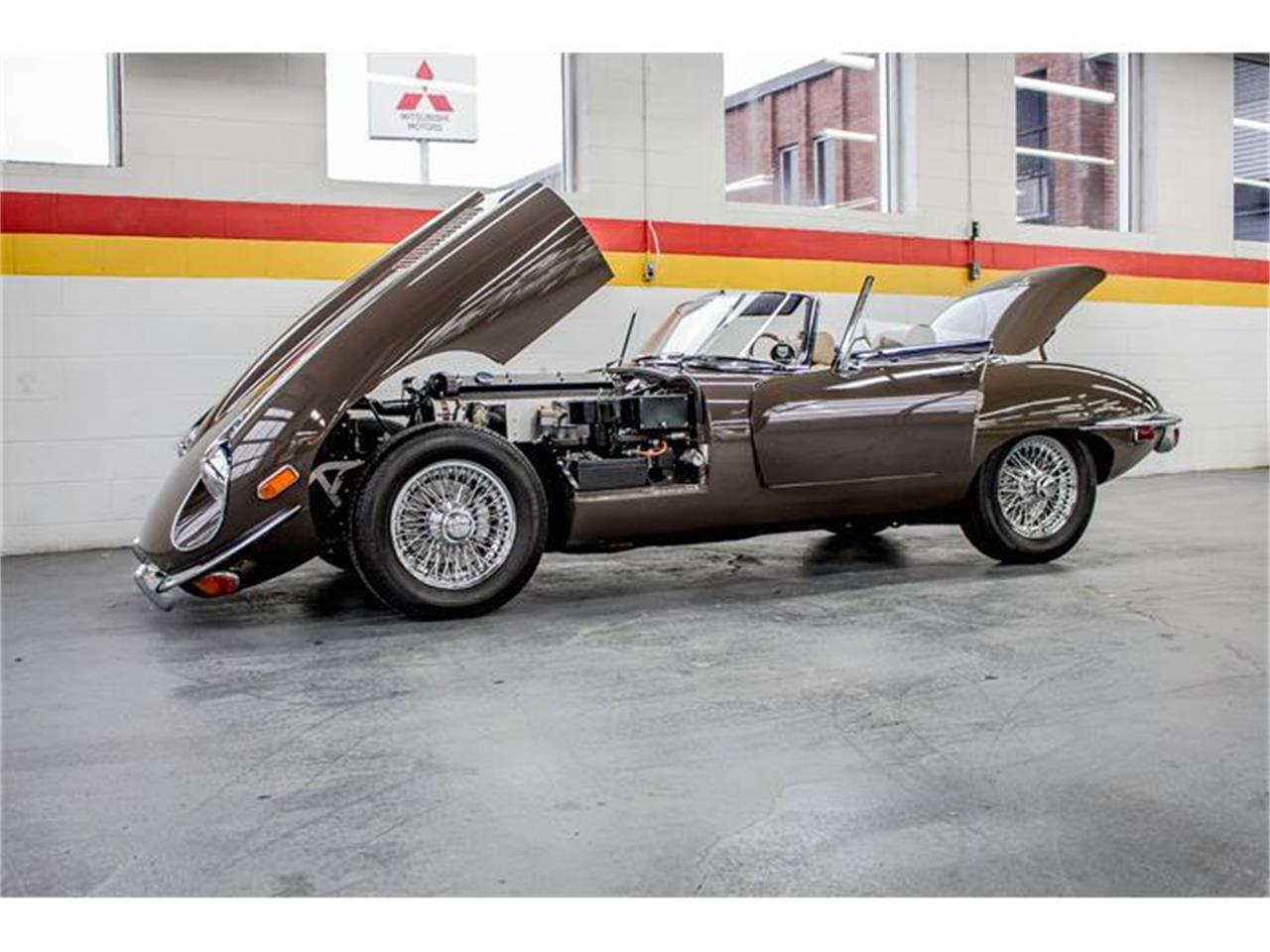 Large Picture of 1969 E-Type located in Quebec - $119,995.00 - GCZE