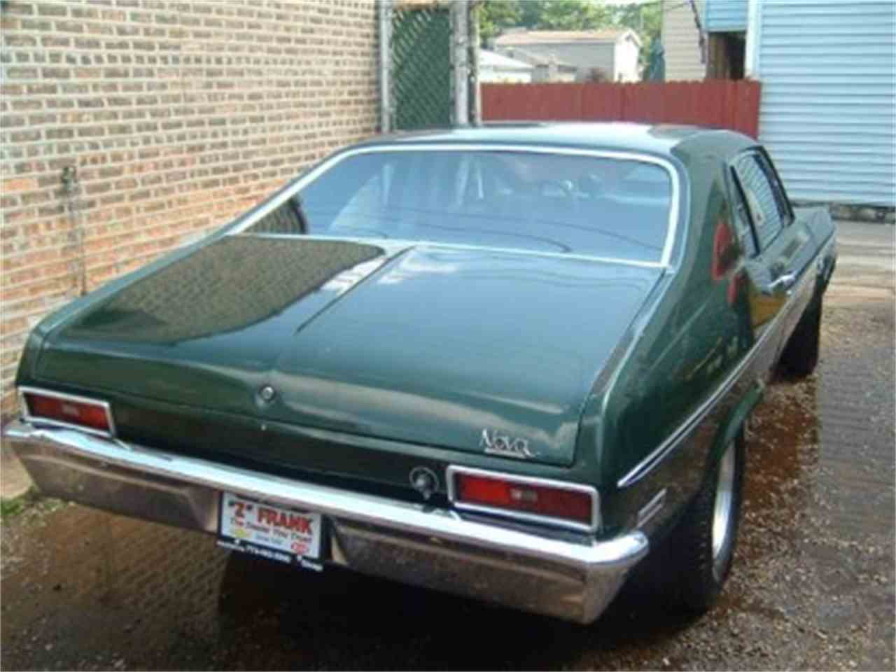 Large Picture of Classic 1970 Chevrolet Nova located in Illinois - GCZL