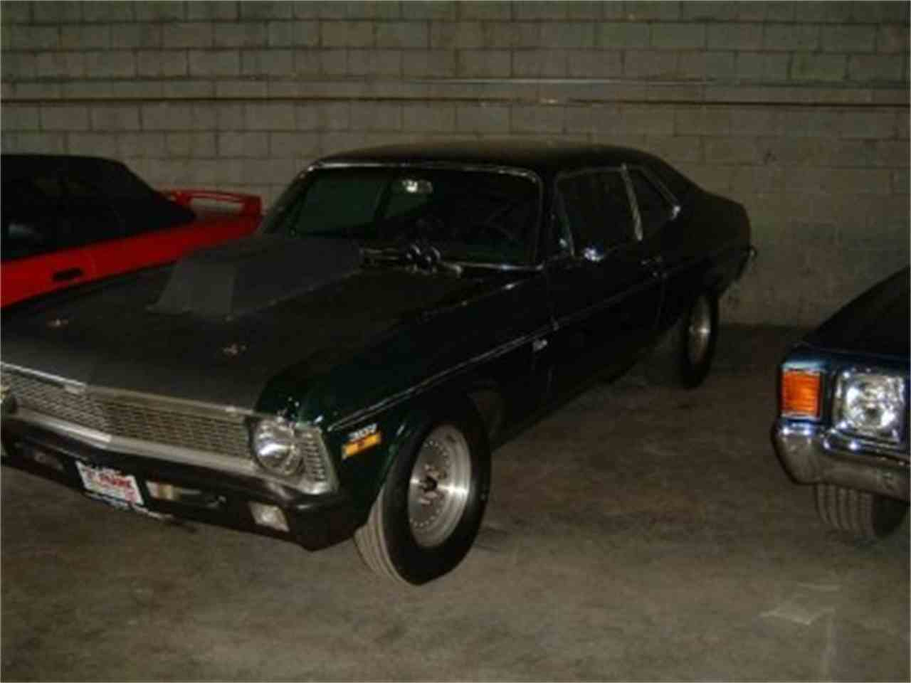 Large Picture of Classic 1970 Chevrolet Nova located in Illinois - $19,500.00 Offered by North Shore Classics - GCZL