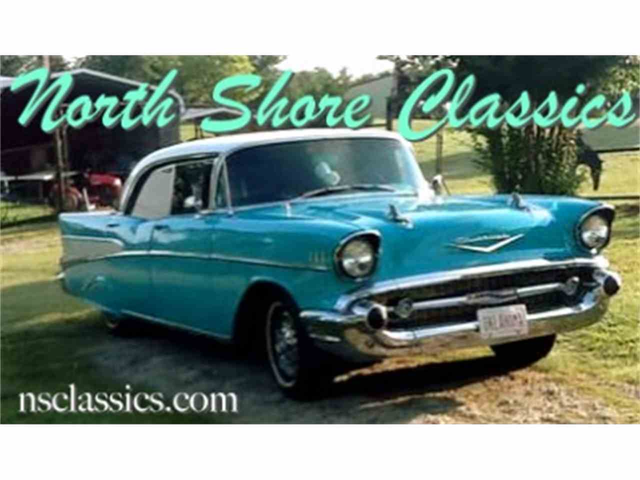 Large Picture of '57 Bel Air - GCZM