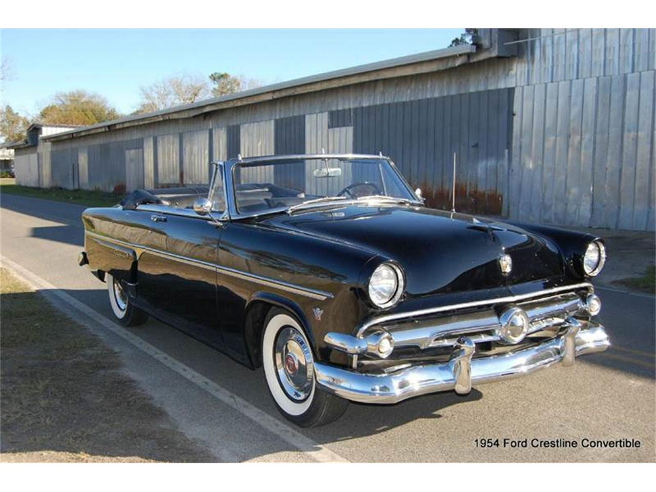 Muscle Cars Under 5k >> 1954 Ford Crestline for Sale | ClassicCars.com | CC-763347