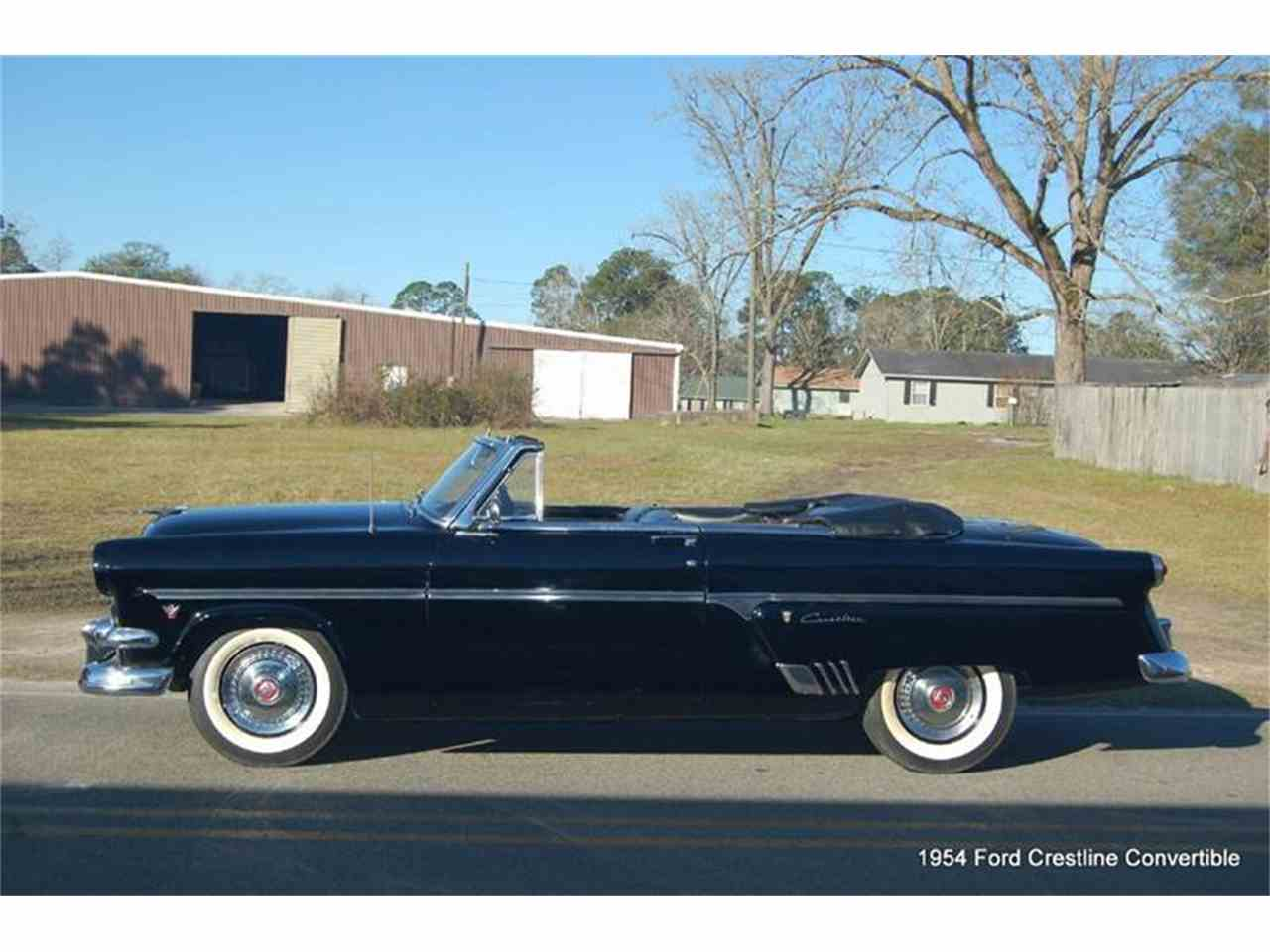 Large Picture of '54 Crestline - GD03