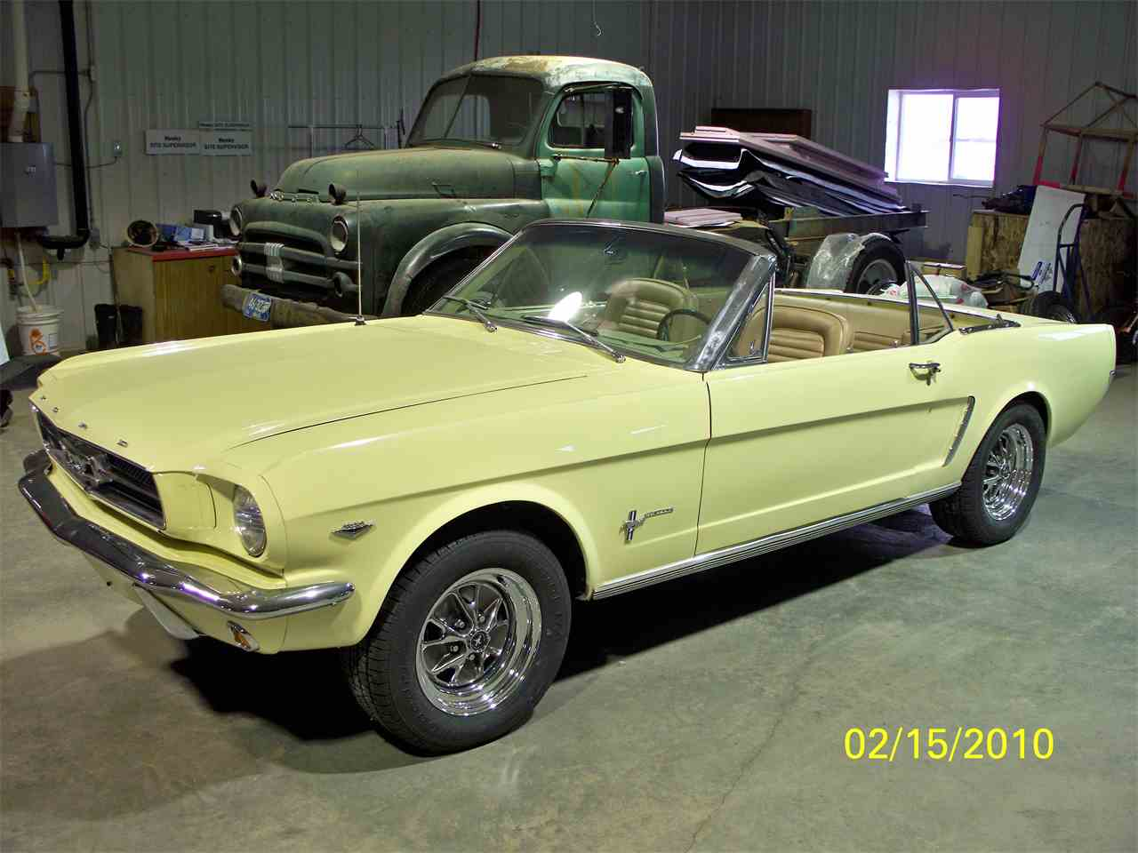 Large Picture of '65 Mustang - GDGS