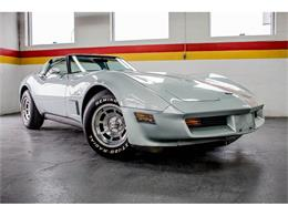 Picture of 1982 Chevrolet Corvette located in Montreal Quebec Offered by John Scotti Classic Cars - GE2L