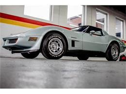 Picture of '82 Chevrolet Corvette located in Montreal Quebec - $24,900.00 Offered by John Scotti Classic Cars - GE2L