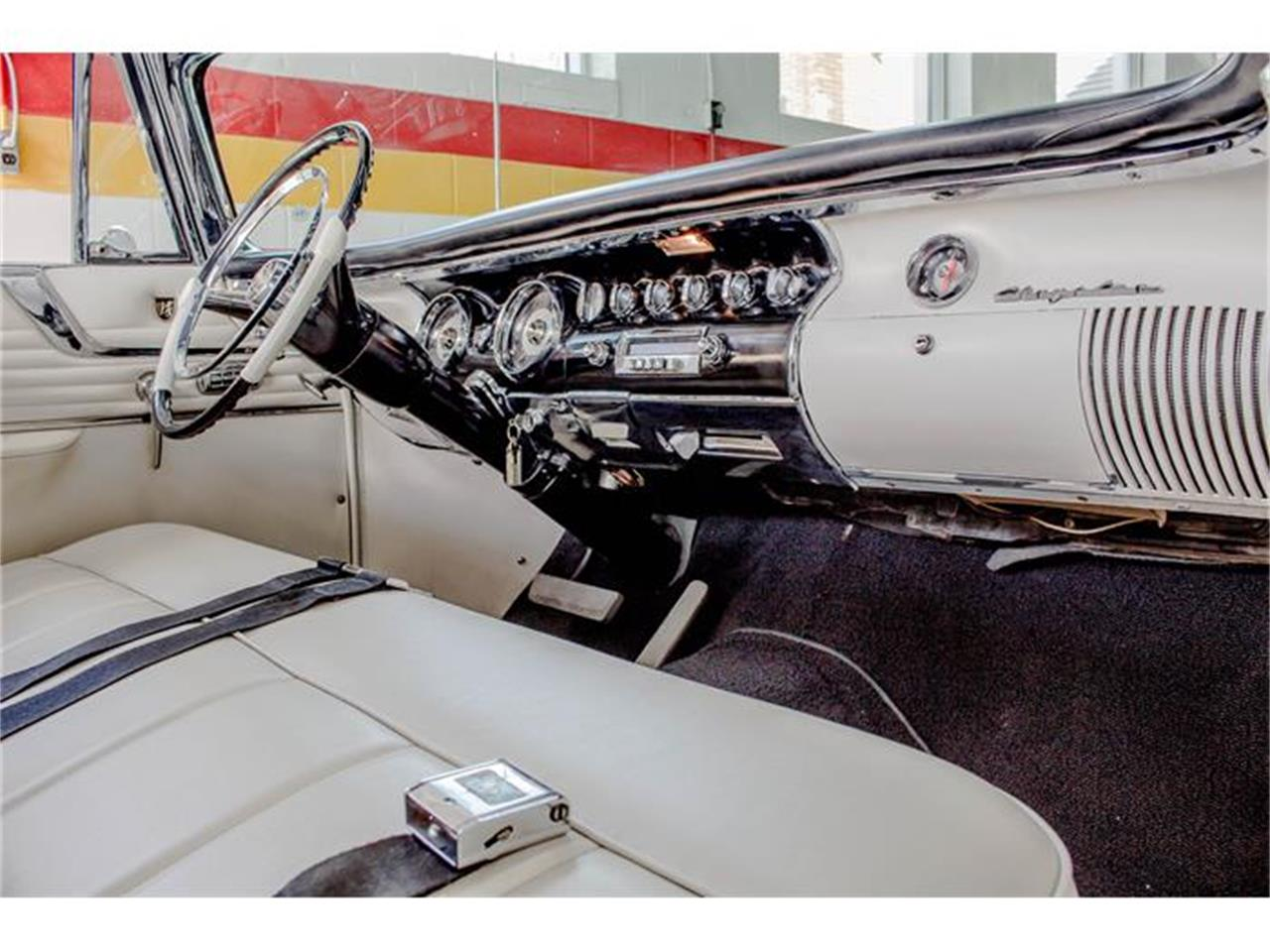 Large Picture of Classic '56 Chrysler New Yorker located in Montreal Quebec Offered by John Scotti Classic Cars - GE3F