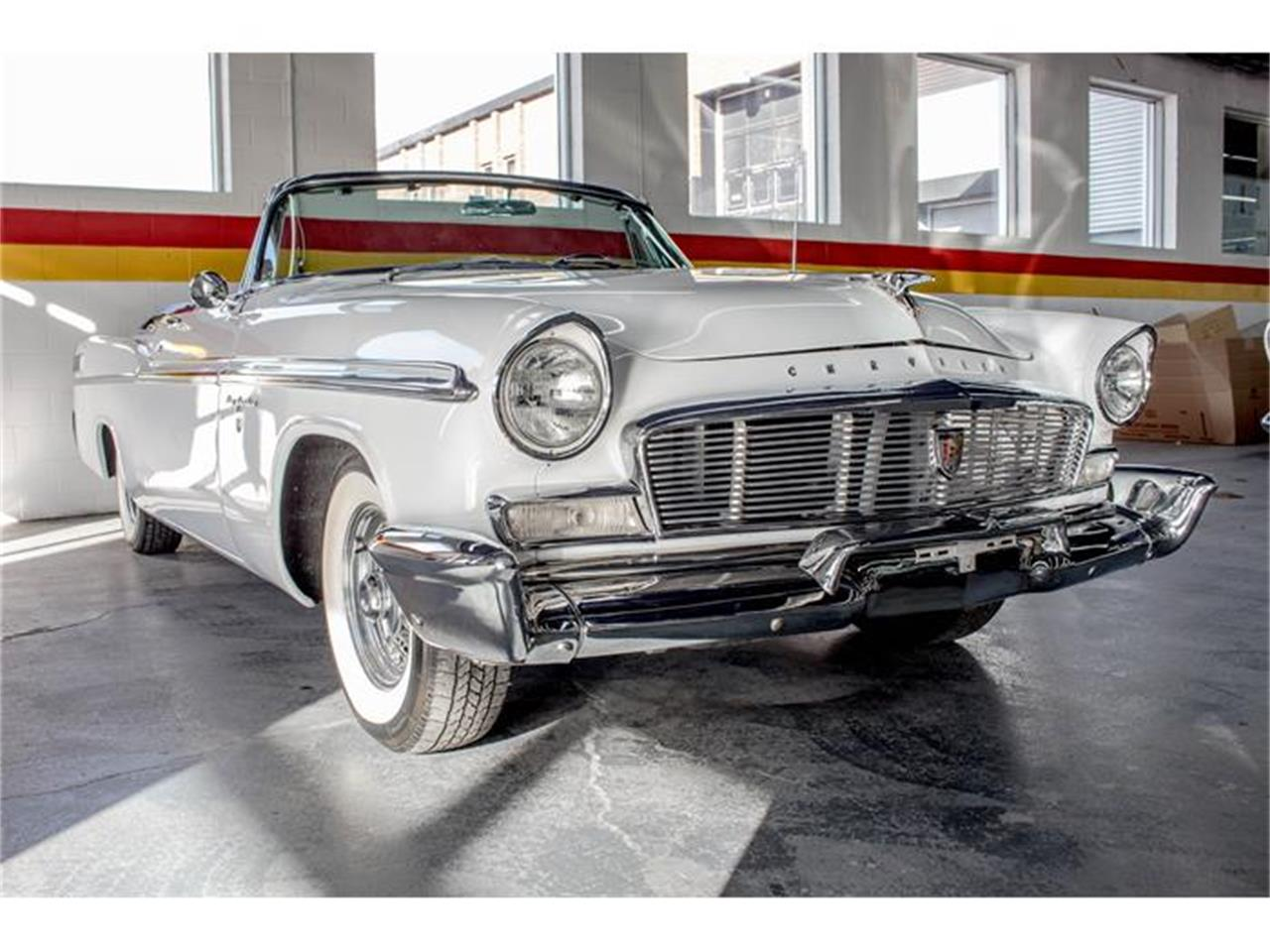 Large Picture of '56 New Yorker located in Montreal Quebec - $69,995.00 - GE3F
