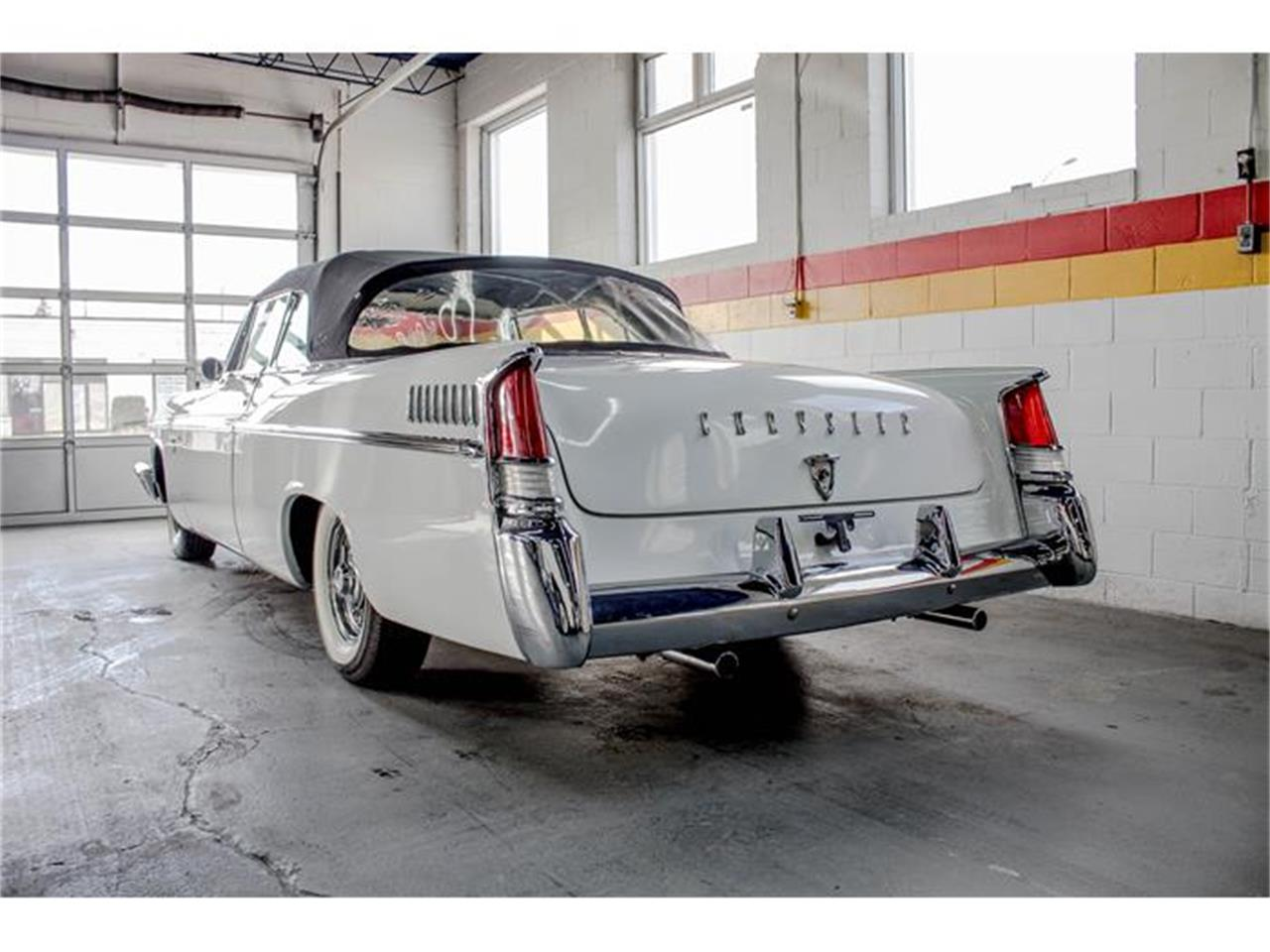Large Picture of '56 New Yorker located in Montreal Quebec - $69,995.00 Offered by John Scotti Classic Cars - GE3F