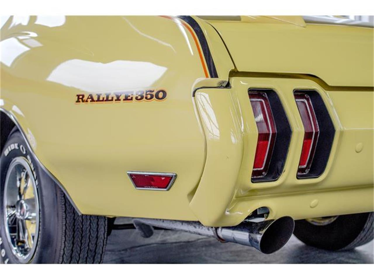 Large Picture of '70 Oldsmobile Rallye 350 - $31,990.00 Offered by John Scotti Classic Cars - GE80