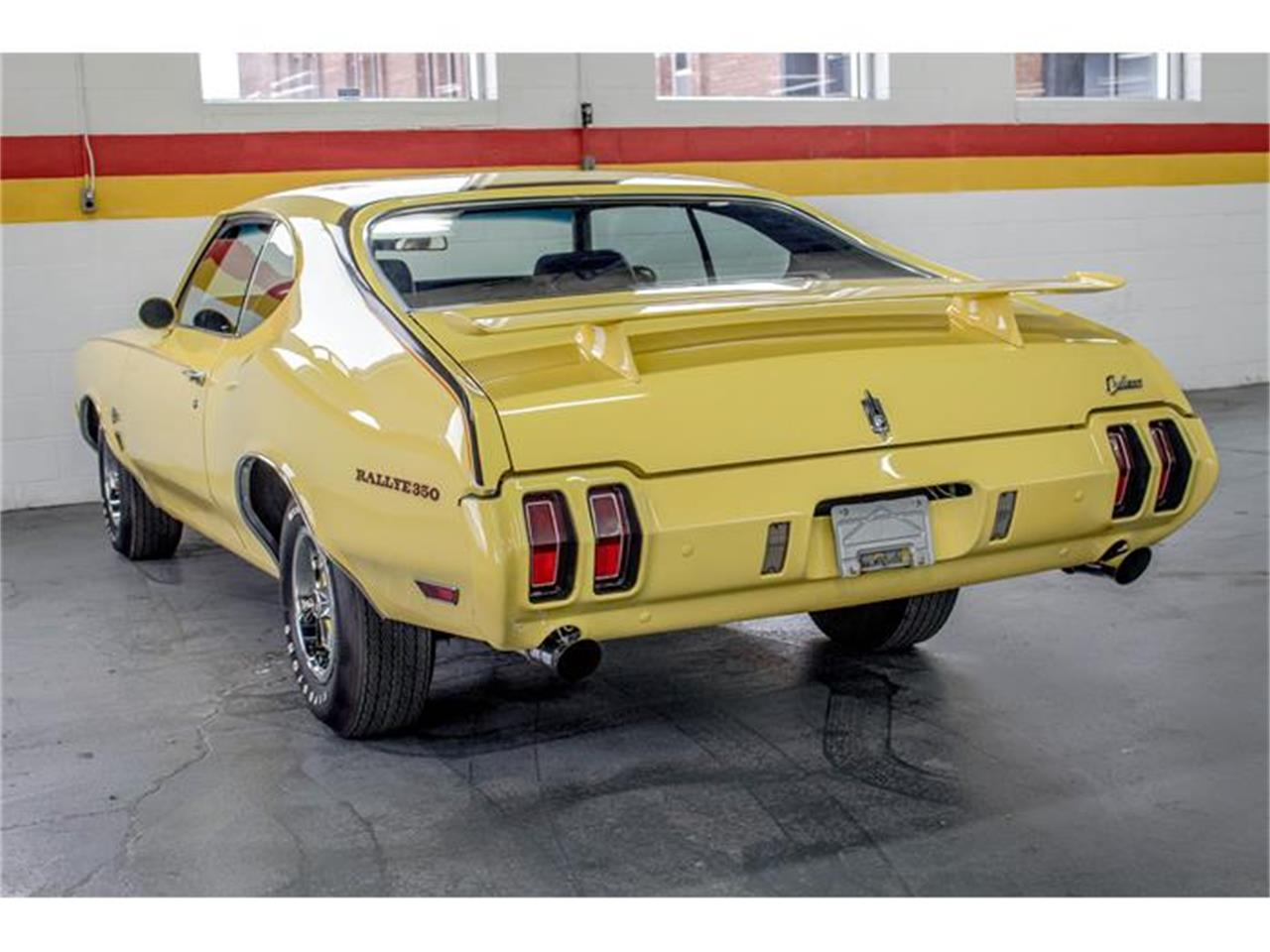 Large Picture of '70 Rallye 350 located in Quebec - $31,990.00 Offered by John Scotti Classic Cars - GE80