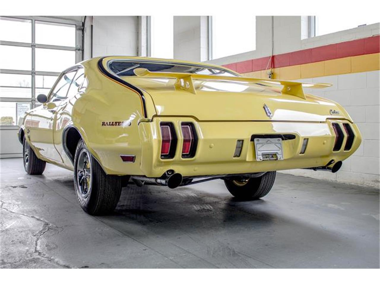 Large Picture of '70 Oldsmobile Rallye 350 located in Quebec - GE80