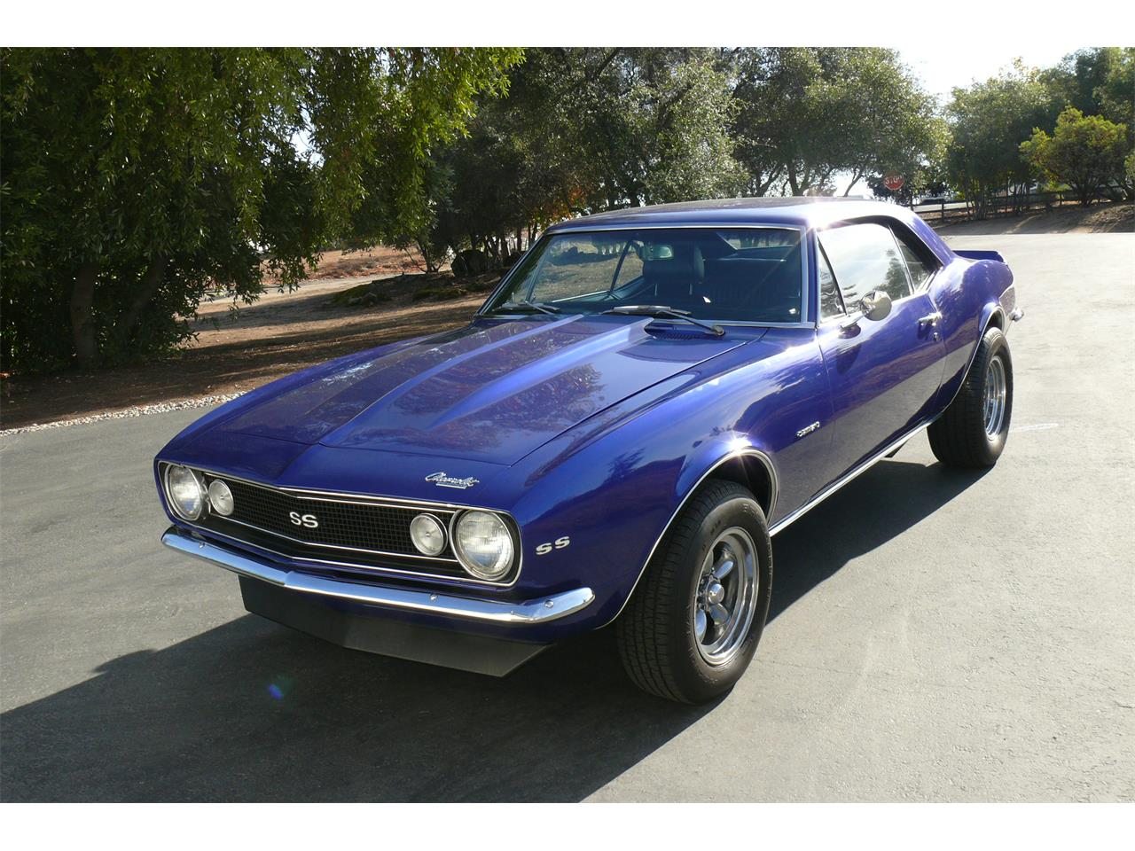 Muncie Car Dealers >> 1967 Chevrolet Camaro SS for Sale | ClassicCars.com | CC ...