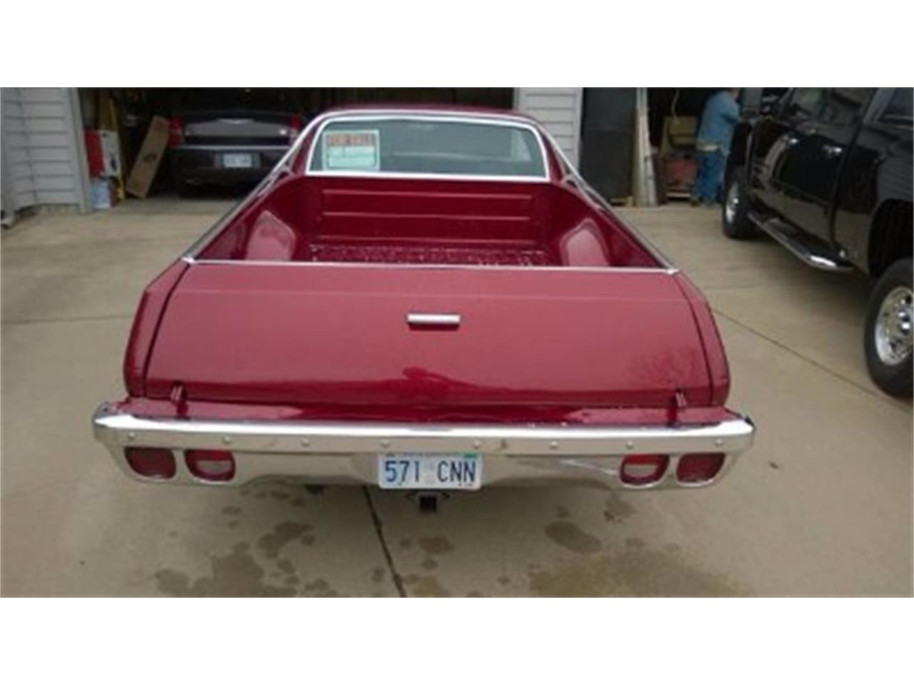 Large Picture of '74 El Camino - GEAC