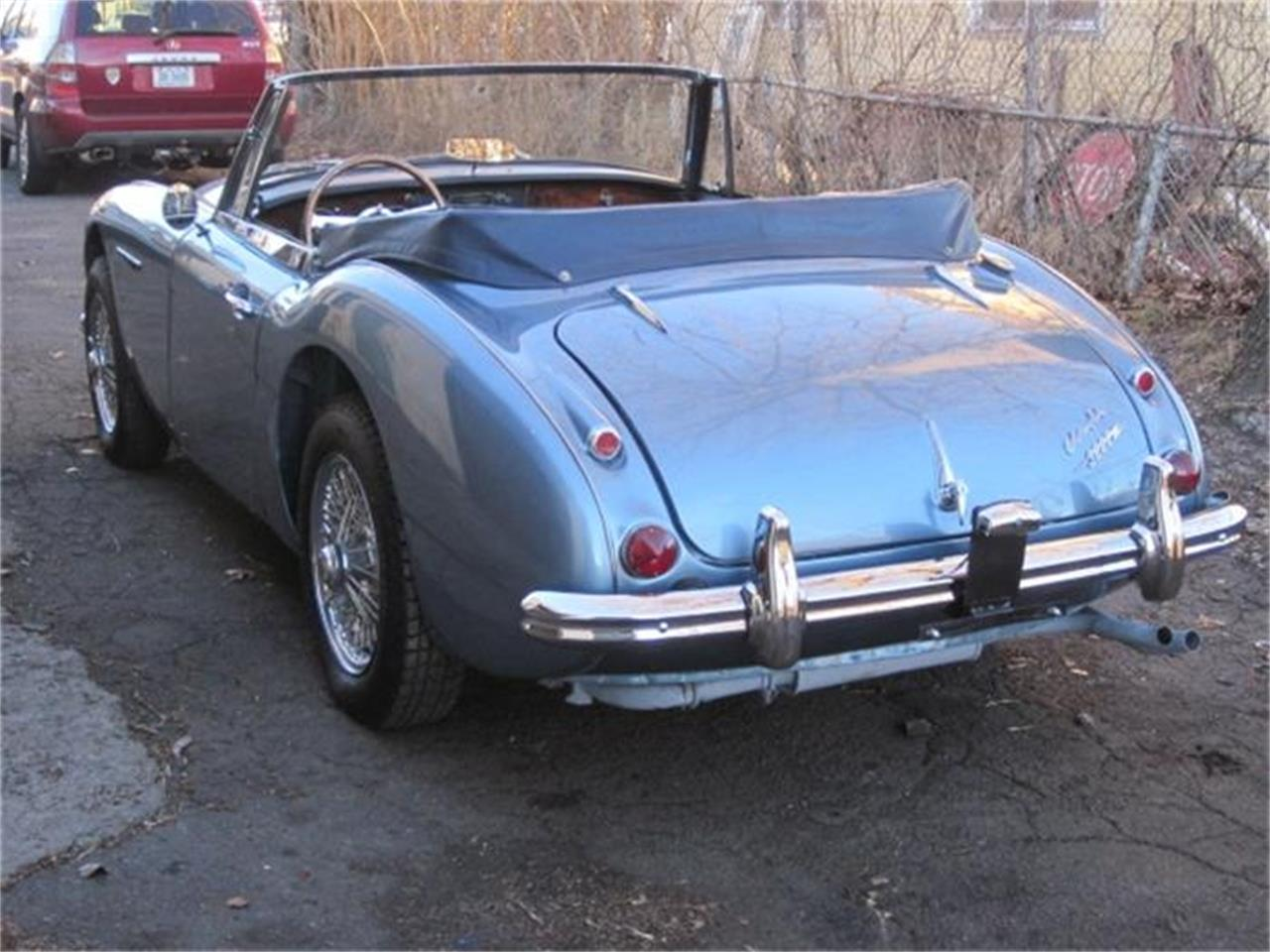 Large Picture of '65 Austin-Healey 3000 Mark III located in Stratford Connecticut - $69,500.00 - GAT2