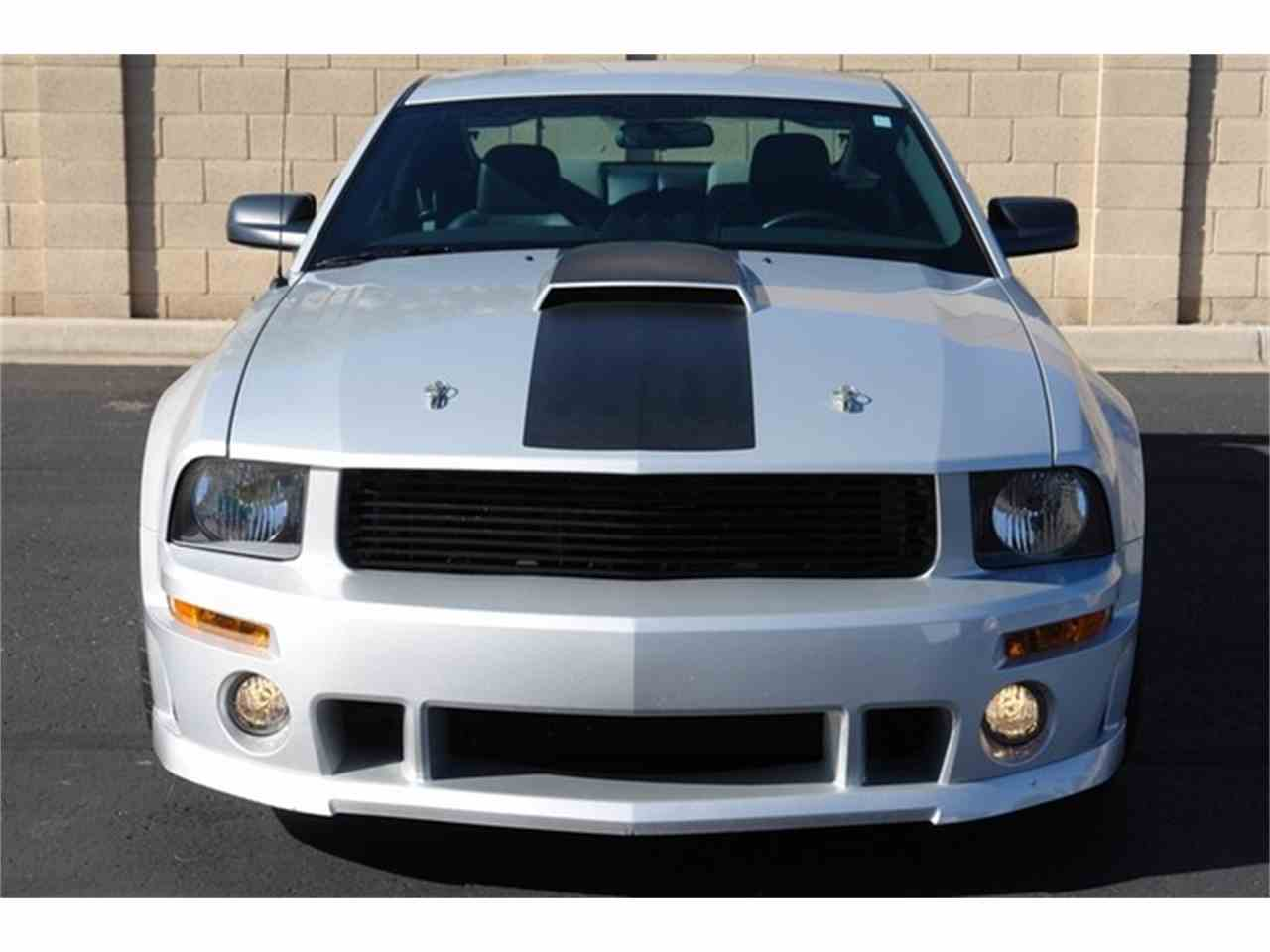 Large Picture of '08 Mustang - GEAQ