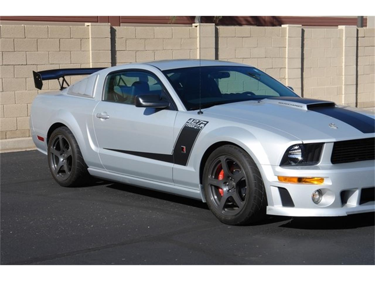 Large Picture of 2008 Ford Mustang located in Phoenix Arizona - GEAQ