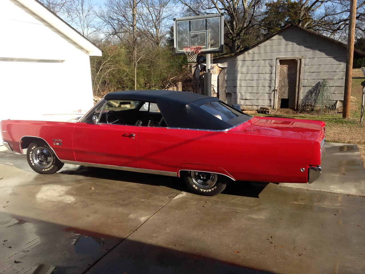 Large Picture of Classic 1968 Plymouth Sport Fury located in Alabama - GEAR