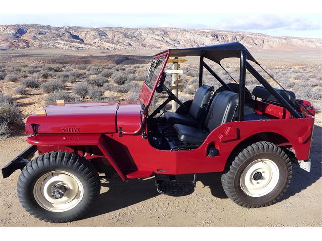 Picture of Classic '48 Willys CJ2 located in Utah - $15,000.00 - GEBL
