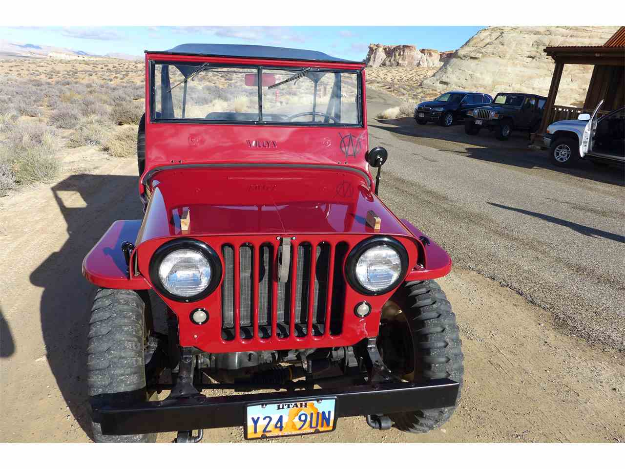 Large Picture of '48 CJ2 - GEBL