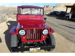 Picture of '48 CJ2 located in Big Water Utah - $15,000.00 Offered by a Private Seller - GEBL