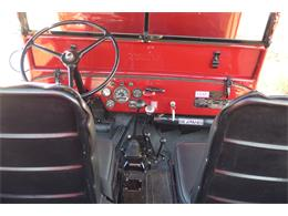 Picture of Classic 1948 Willys CJ2 located in Utah - $15,000.00 Offered by a Private Seller - GEBL