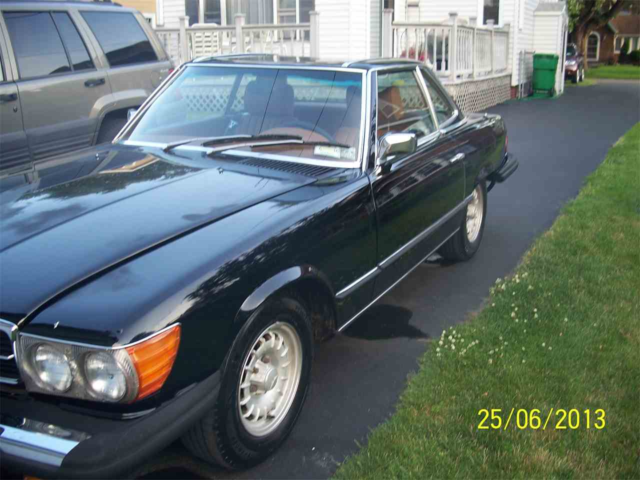 Large Picture of '75 450SL - GECI