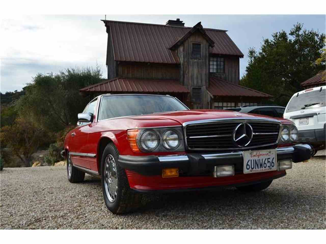 Large Picture of '88 560SL - GATE