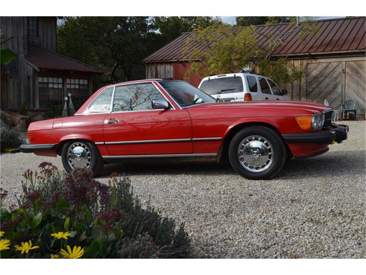 Large Picture of '88 560SL - $24,500.00 - GATE