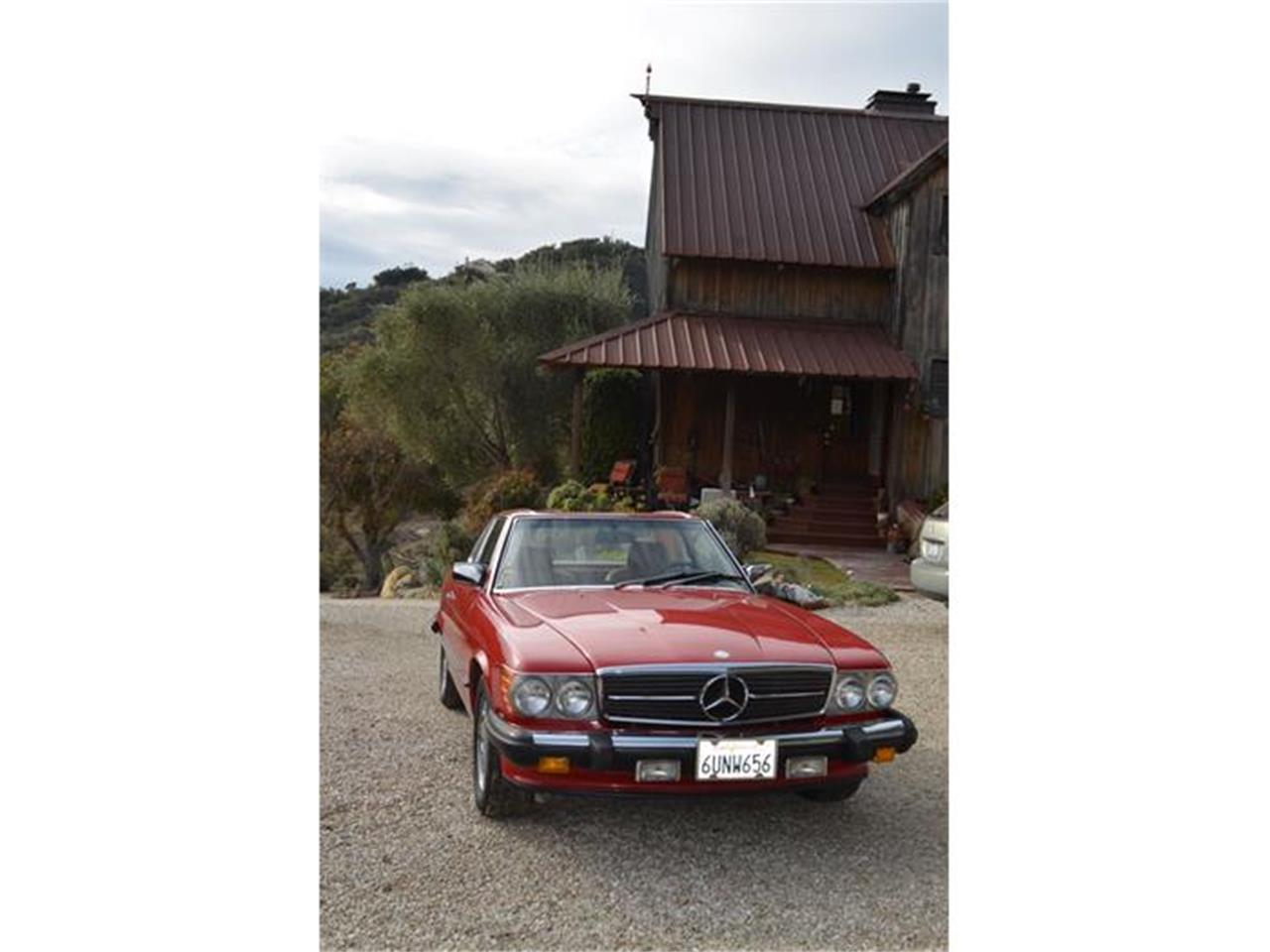 Large Picture of '88 Mercedes-Benz 560SL located in California - $24,500.00 Offered by Spoke Motors - GATE