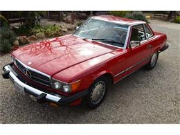 Picture of '88 Mercedes-Benz 560SL - $24,500.00 - GATE