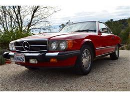 Picture of '88 560SL - GATE