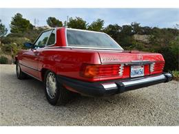 Picture of '88 Mercedes-Benz 560SL - $24,500.00 Offered by Spoke Motors - GATE