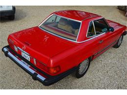 Picture of 1988 Mercedes-Benz 560SL located in Santa Ynez California - $24,500.00 Offered by Spoke Motors - GATE