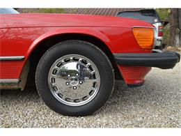Picture of '88 Mercedes-Benz 560SL located in Santa Ynez California Offered by Spoke Motors - GATE