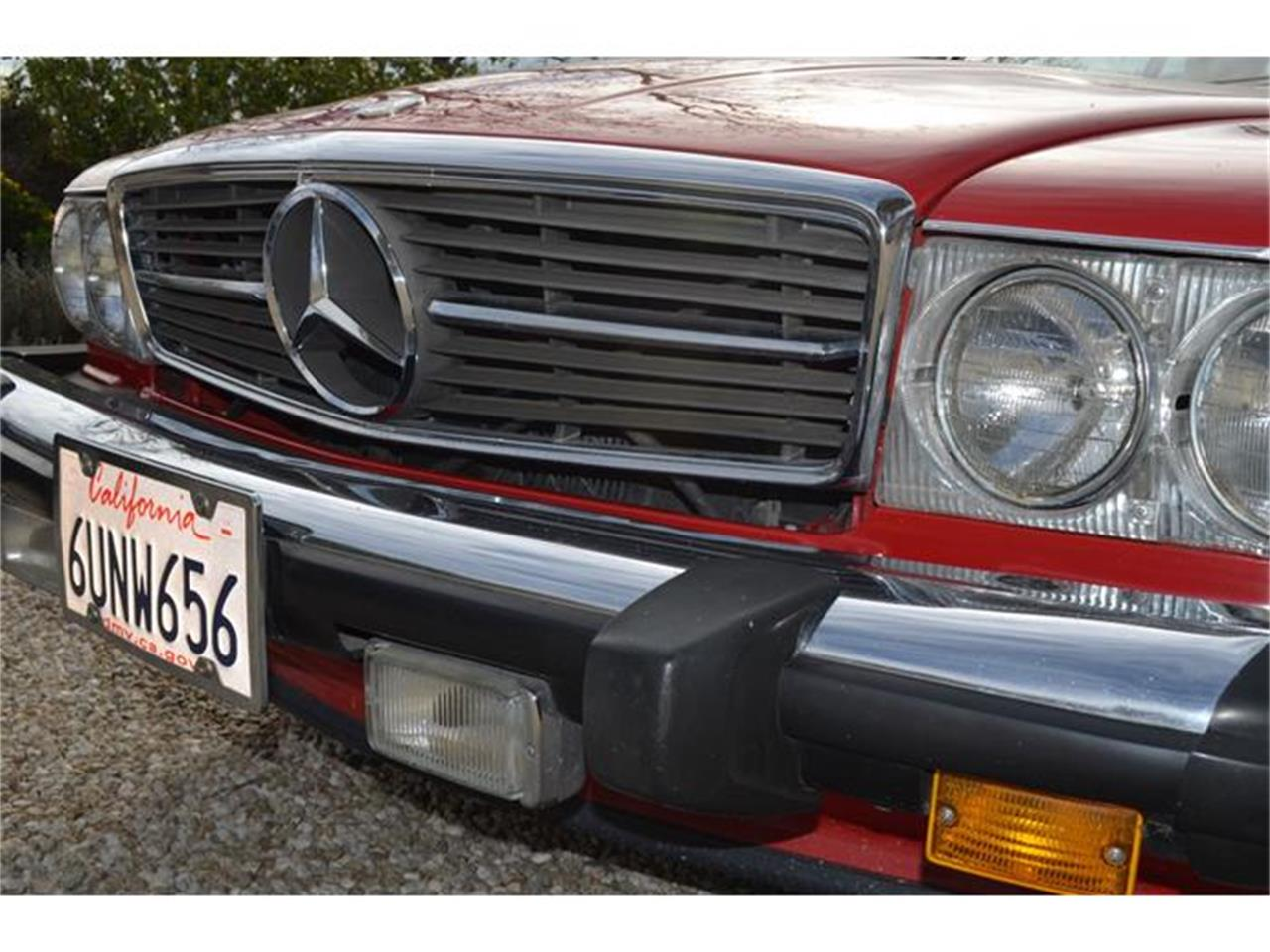 Large Picture of 1988 Mercedes-Benz 560SL - $24,500.00 - GATE