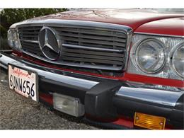Picture of '88 560SL located in Santa Ynez California - $24,500.00 Offered by Spoke Motors - GATE