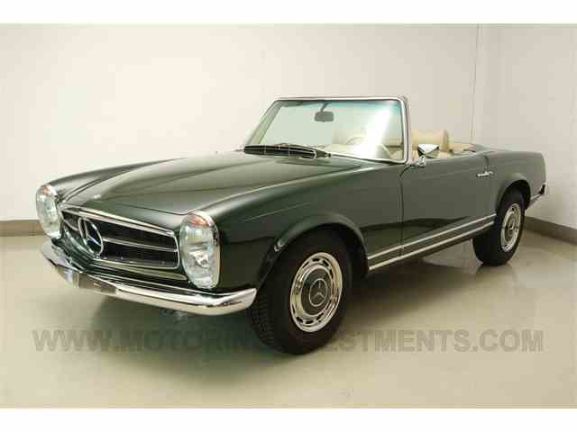 Picture of Classic '69 Mercedes-Benz 280SL located in California - $298,000.00 Offered by  - GEE9