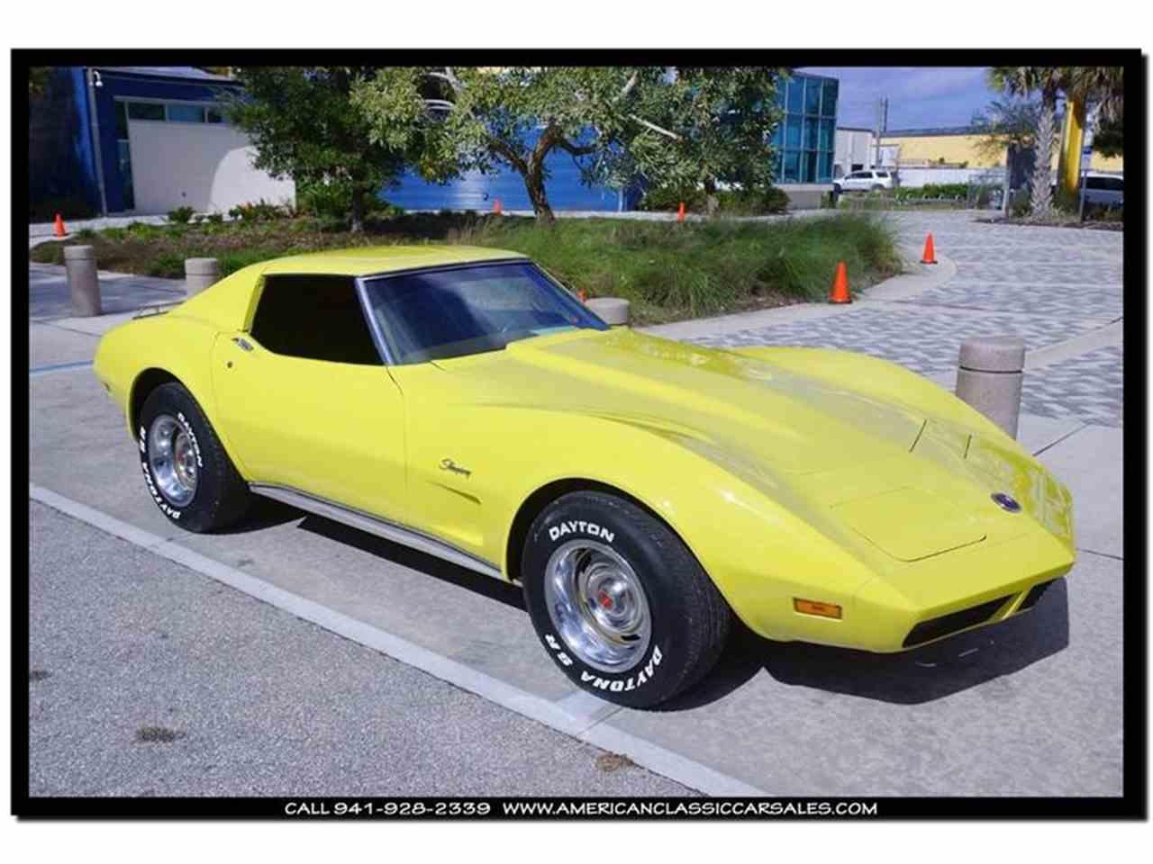 Large Picture of '74 Corvette - GEF5