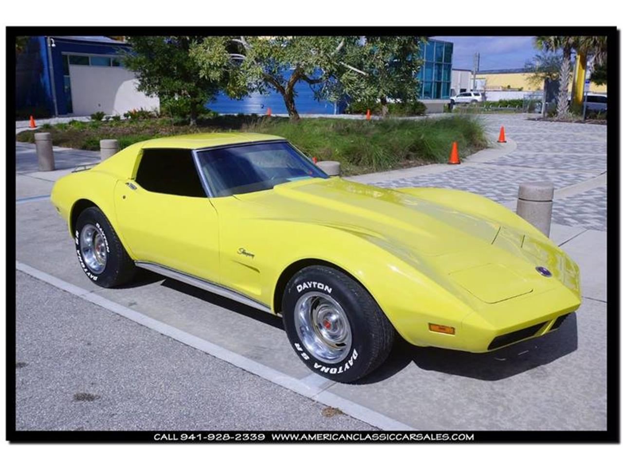 Large Picture of '74 Corvette - GEF5