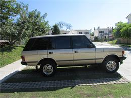 Picture of 1993 Land Rover Range Rover located in San Salvador - $19,500.00 Offered by a Private Seller - GELK