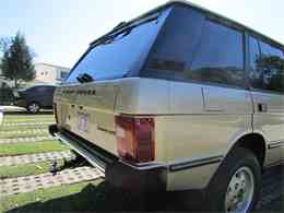 Picture of '93 Range Rover - GELK