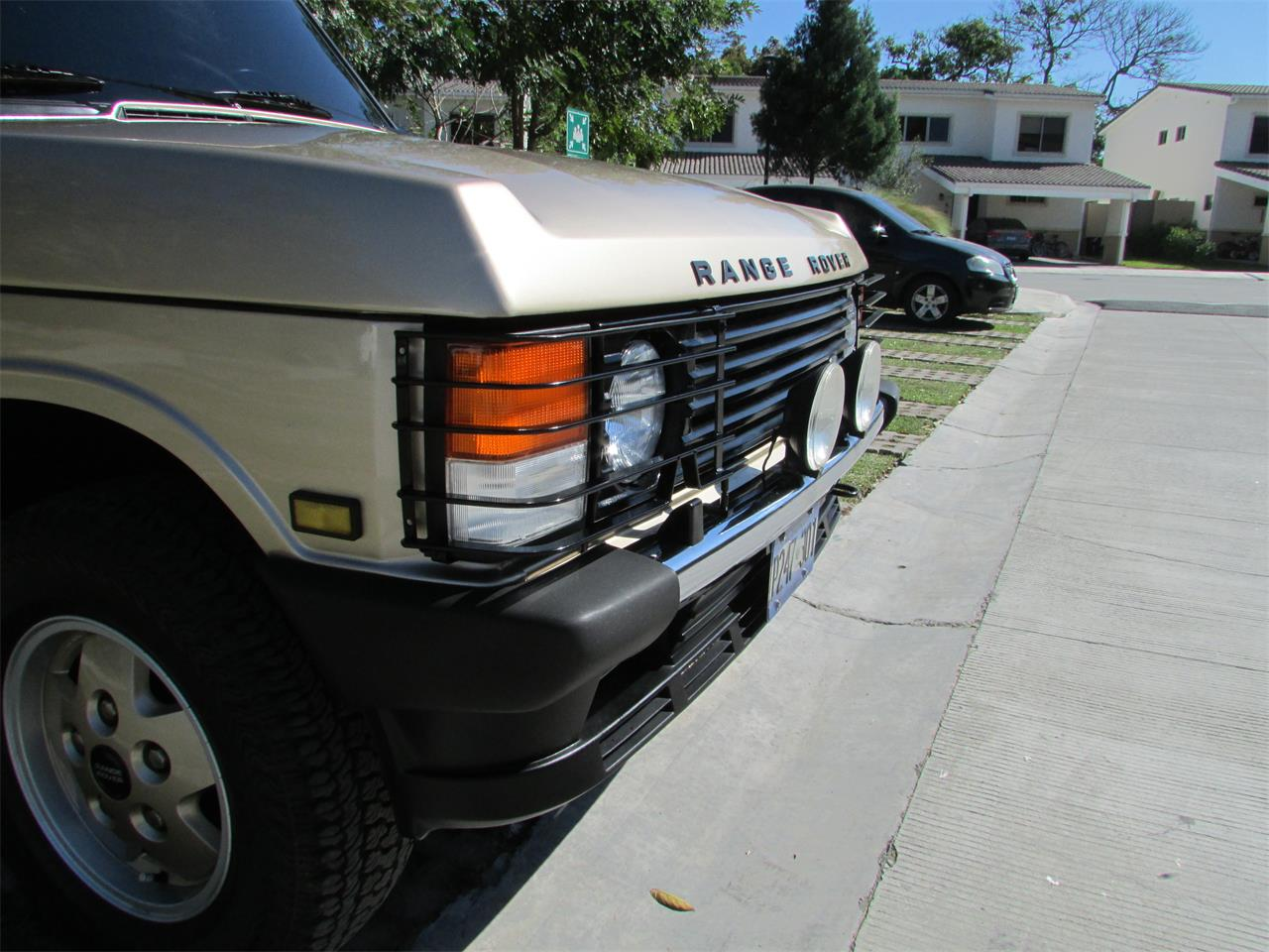 Large Picture of '93 Land Rover Range Rover located in San Salvador San Salvador Offered by a Private Seller - GELK