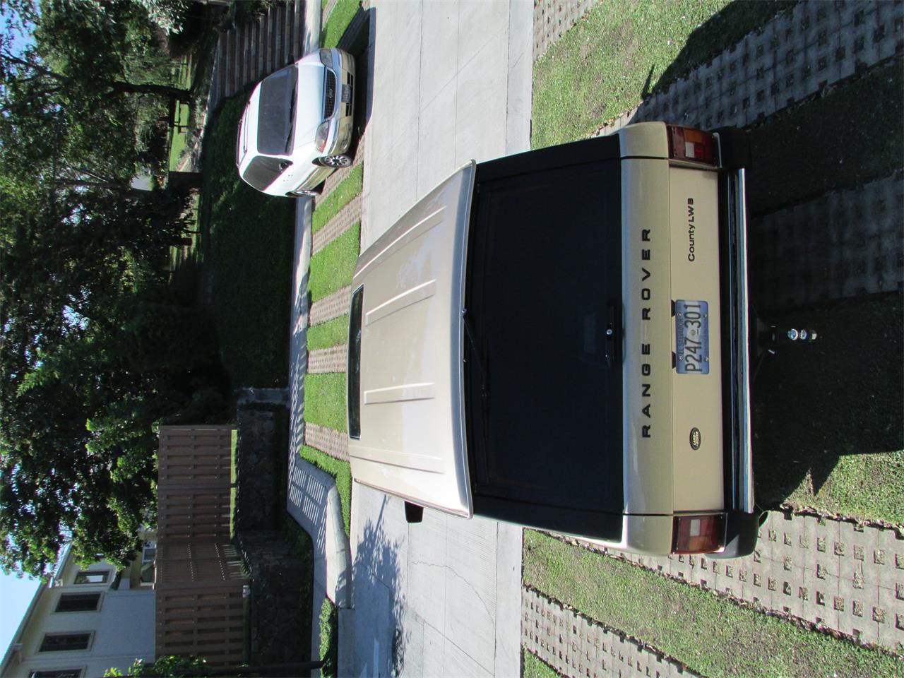 Large Picture of '93 Land Rover Range Rover located in San Salvador - $19,500.00 Offered by a Private Seller - GELK