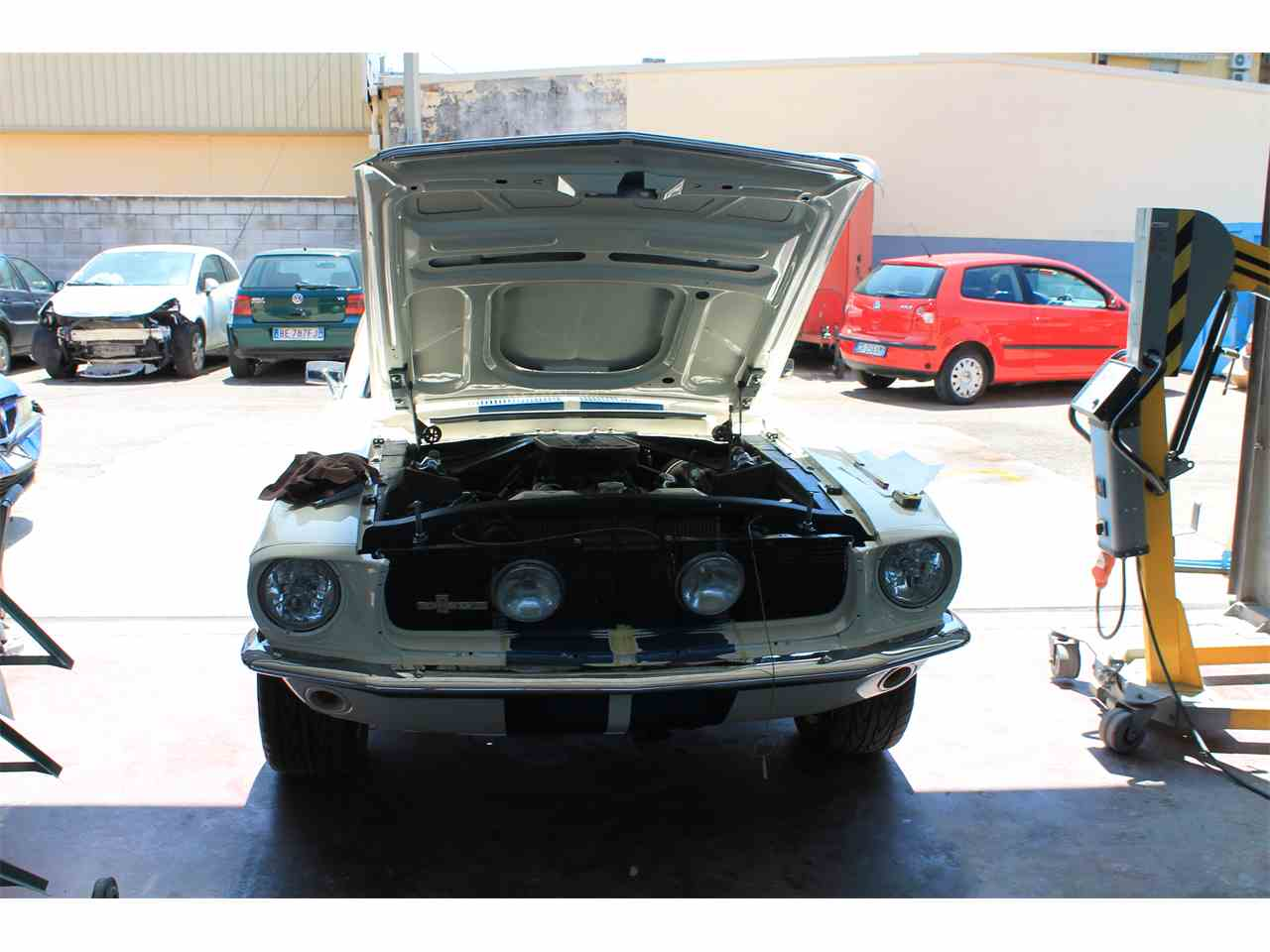 Large Picture of '67 Mustang - GAVO